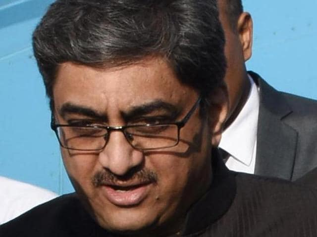 File photo of Indian High Commissioner to Pakistan, Gautam Bambawale. He was summoned by the Pakistan Foreign Office on Nov. 10, 2016,  to protest 'unprovoked ceasefire violations on the LOC and Working Boundary'.