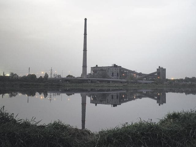 Rajghat power plant