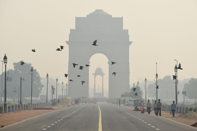 Air Pollution,Nitin Gadkari,Delhi Air Pollution