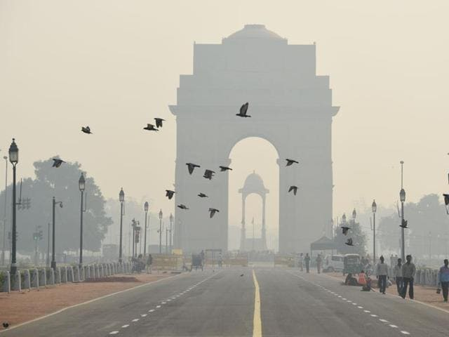 Delhi smog,Pollution,Rao Inderjit Singh