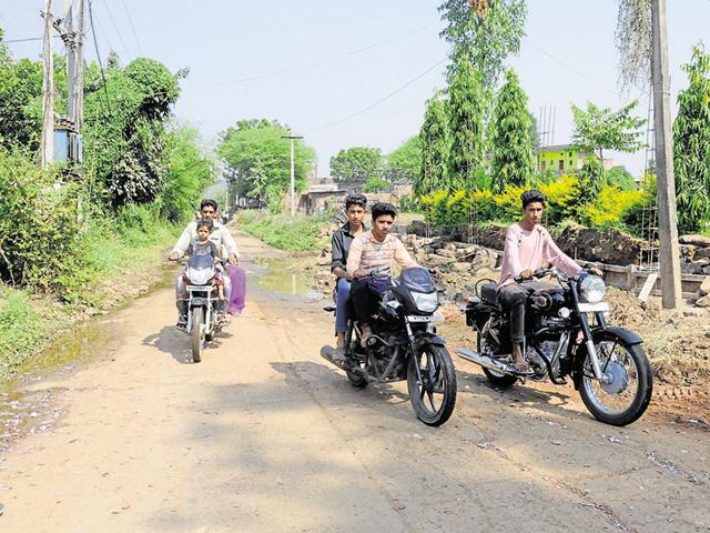 Village Khejradev in Bhopal.