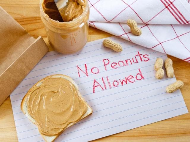 Peanuts,Allergy,Nuts Allergy