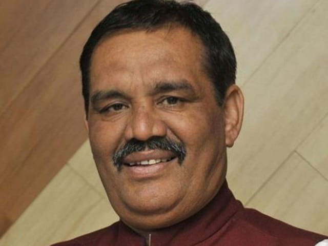Punjab BJP president Vijay Sampla