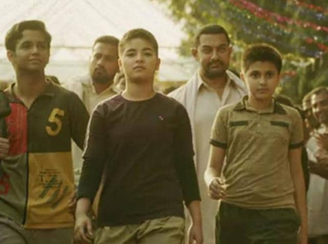 Aamir Khan,Dangal,Mahavir Singh Phogat
