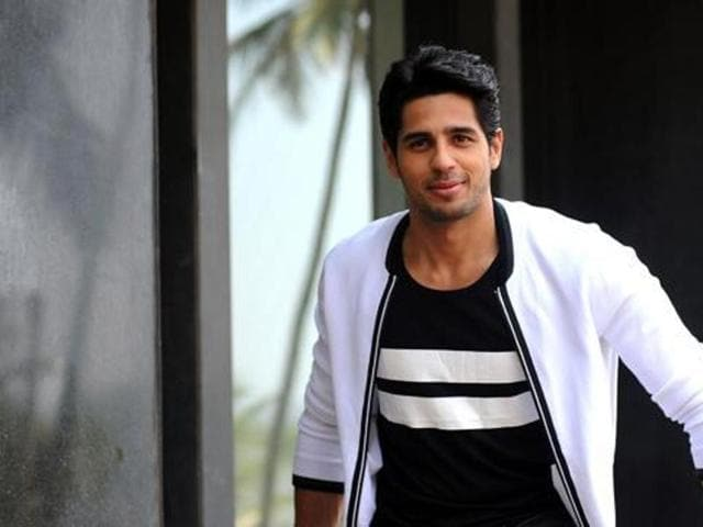 Sidharth Malhotra,Bollywood,Actor