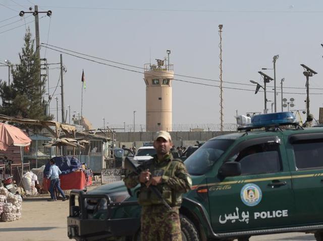 US airbase,Afghanistan,Bagram Airfield