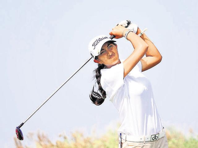 With four top-10 finishes this season, Aditi is in reckoning for the rookie-of-the-year on the Ladies European Tour.