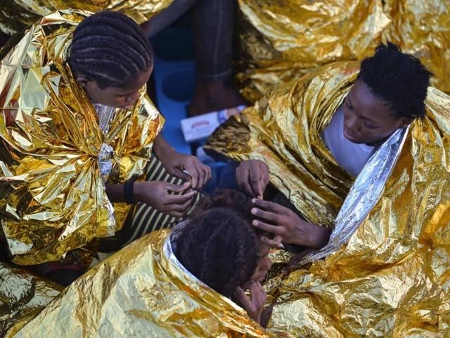 Nigeria women-trafficking,Nigeria to Europe,Nigeria migrants