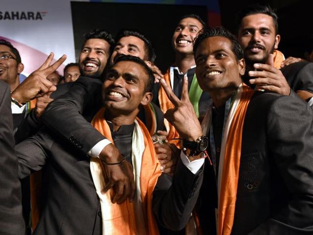 PR Sreejesh,India,Hockey