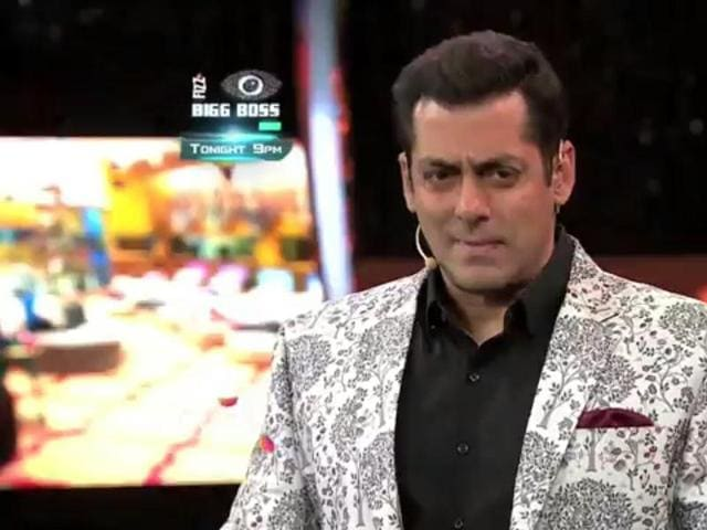 Salman Khan is upset with the celebrity contestants in Bigg Boss 10 and tells them they are making the show boring.
