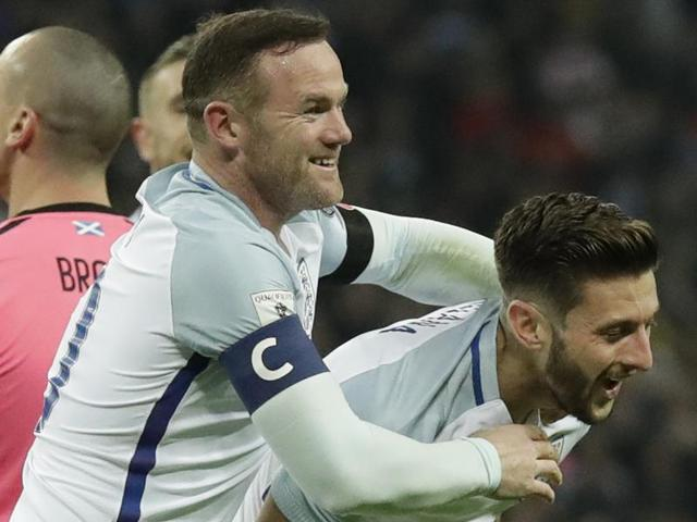 Adam Lallana, Daniel Sturridge and Gary Cahill were on song as England defeated Scotland 3-0 to stay on top of the World Cup qualifying.