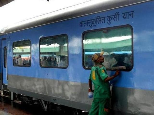Many railway station booking counters reported running out of change.