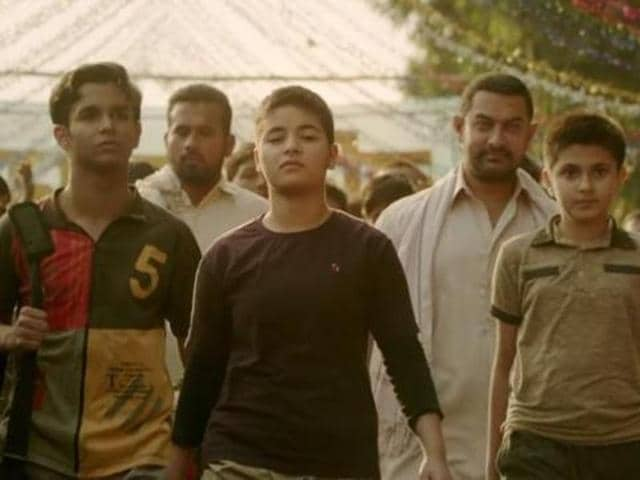 Dangal will hit the screens on December 23, 2016.