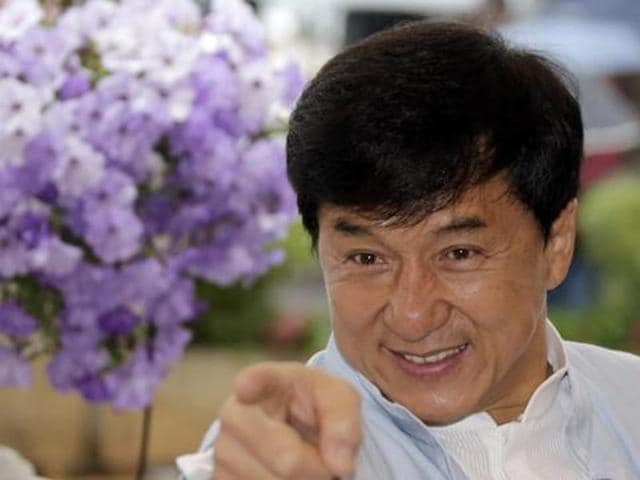 Jackie Chan gets honorary Oscar for his decades of work in films.