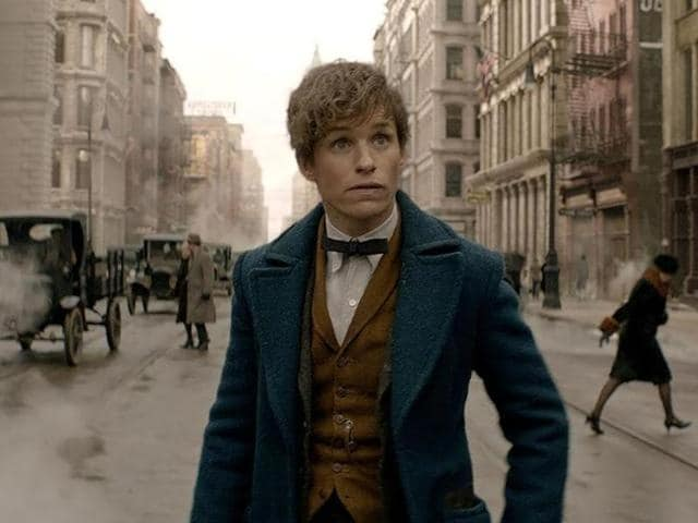 Fantastic Beasts and Where to Find Them is set in New York.