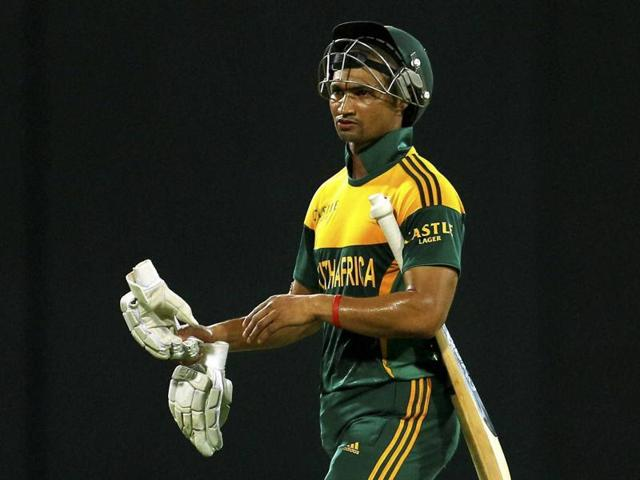 The 35-year-old Alviro Petersen was provisionally barred from any involvement with cricket.