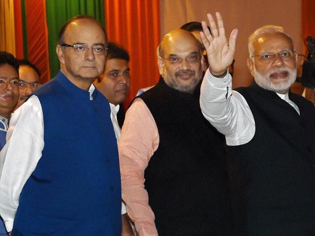 BJP,BJP parliamentary party executive,Narendra Modi