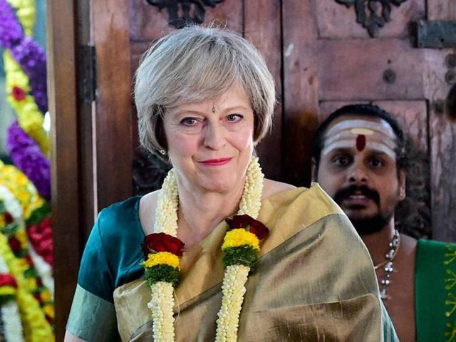 Britain PM Theresa May's India visit was underwhelming, say critics