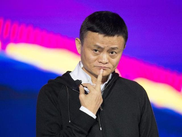 Jack Ma, founder of e-commerce giant Alibaba, was a translator before he started the company which placed him among the richest persons on the planet.