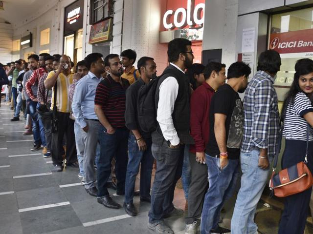 It is a fact that Modi has broken the back of black money by banning larger currency notes but it is also true that small businessmen and the man on the street are tremendously inconvenienced.