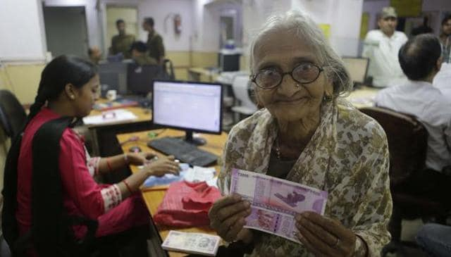 "A Punjab National Bank zonal manager in Mumbai said they are trying to explain to customers the urgency of the situation. ""It is difficult sometimes to handle an aggrieved customer but we are facilitating extra counters—separate for senior citizens and women,"" he said."