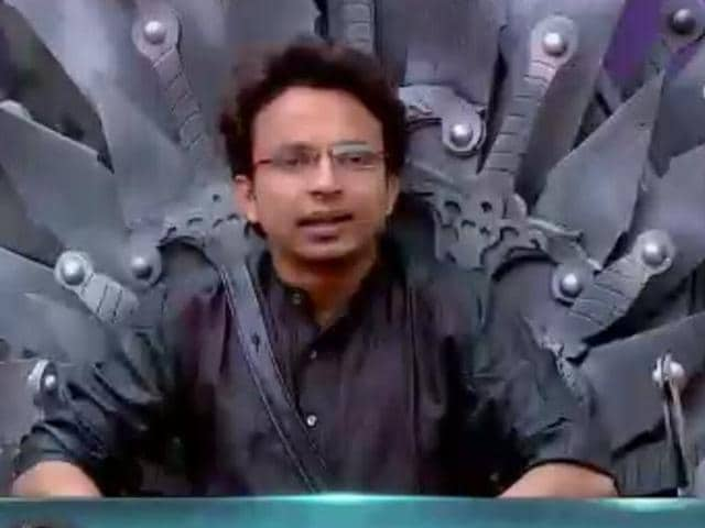 Navin Prakash became the third contestant to be eliminated from Bigg Boss 10 Sunday evening.