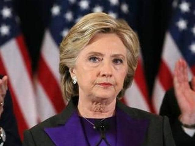 US election,Hillary Clinton,US electoral college