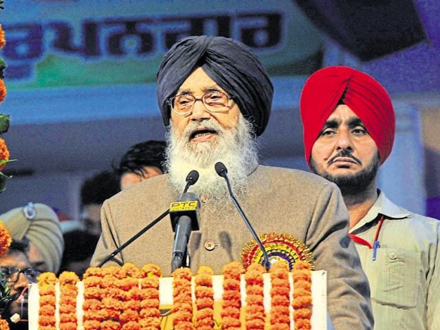 Not to be outdone in the race to project itself as the true custodian of Punjab's rights, the opposition has also jumped headlong into the fray.