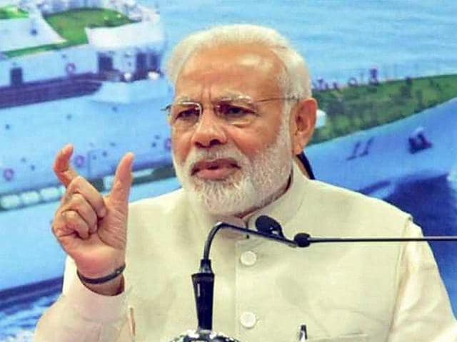 Speaking at a Goa government function near Panaji, Prime Minister Narendra Modi said his drive against corruption and black money, especially the de-monetisation, had put him in the cross-hairs of those who hold black money.