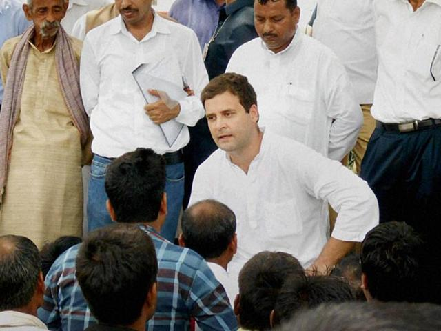 In his first public address as Congress vice-president, Rahul Gandhi had promised to work out the anomalies in ticket distribution, wherein turncoats get party ticket preference over long standing Congress workers.