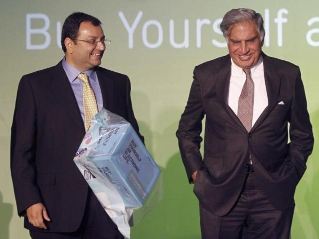 Thus far, after the removal of Mistry as chairman, Tata Sons has issued notices for shareholders' meeting in at least five companies -- Indian Hotels, Tata Steel, Tata Motors, Tata Chemicals and Tata Consultancy services -- seeking his removal from their boards.