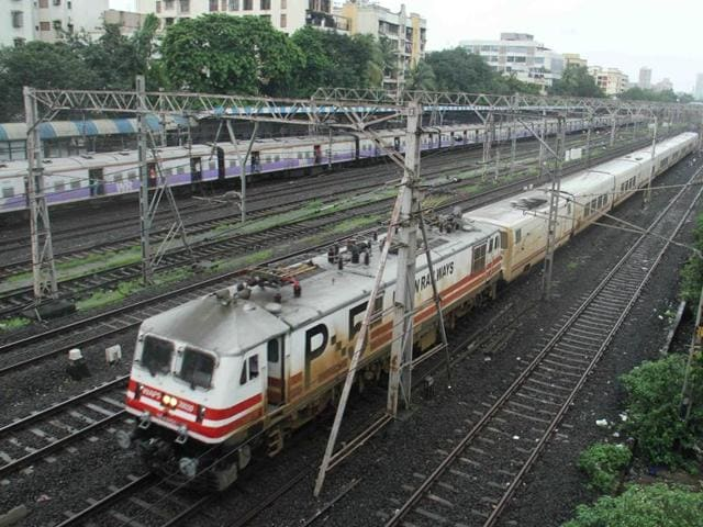 Western railway,Virar,Saphale