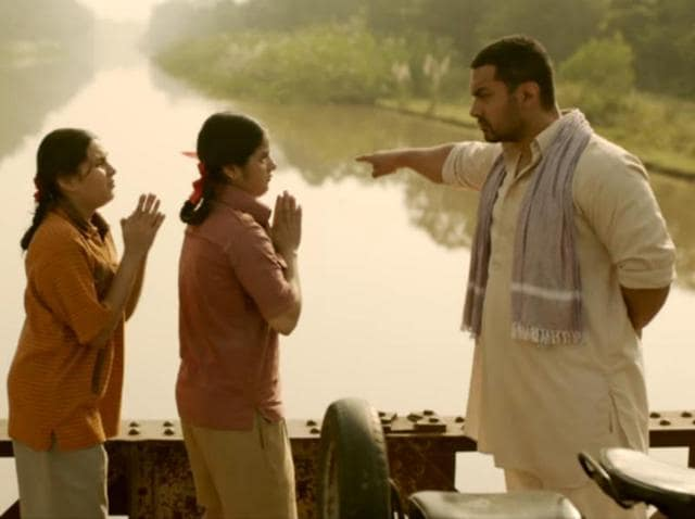 Dangal is scheduled to release on December 23.