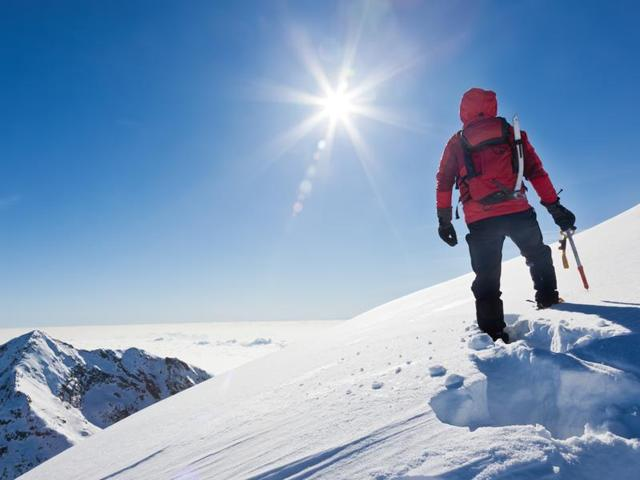 Mindful trekkers treat each step as a cue to fix their attention on different parts of the body with the goal of achieving a heightened state of relaxation.