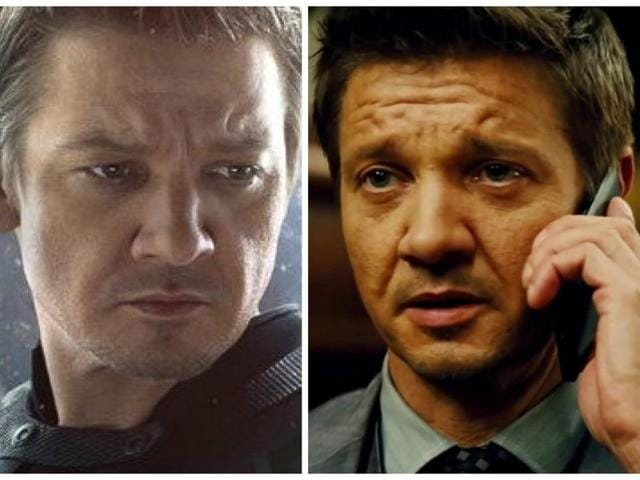 Jeremy Renner,Mission Impossible,Avengers