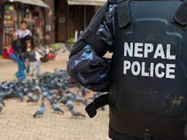 India-Nepal border