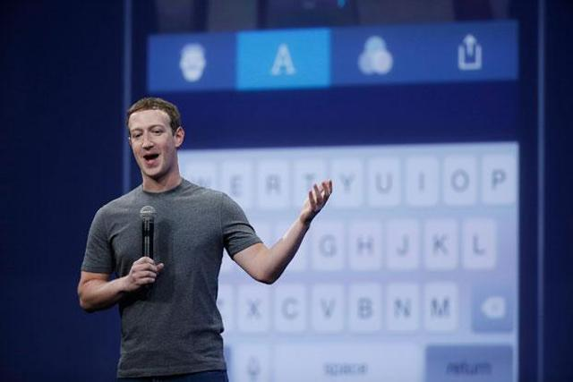 """The bug on the social media platform on Friday delivered morbid news to Zuckerberg, with a message on his profile: """"Remembering Mark Zuckerberg""""."""