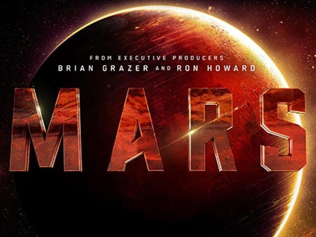 Mars,Mars TV Series,National Geographic