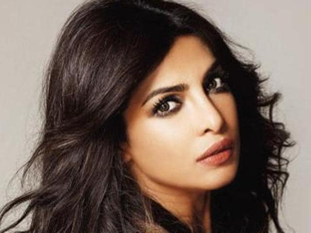 """Priyanka Chopra says she feels blessed that a girl like her from a small town was given an """"opportunity to dream a dream and achieve it."""""""