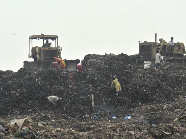 The study has shown that soil and water around waste treatment facilities near Deonar dumping ground is corroded with high mercury levels