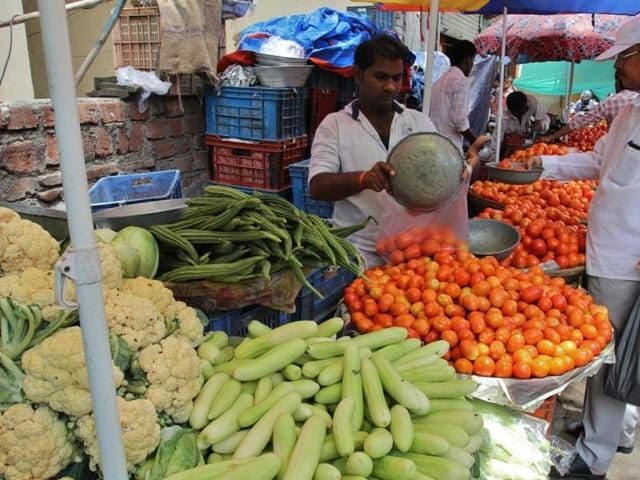 Vegetable vendors have stopped taking Rs500 and Rs1,000 notes and people are busy saving bank notes of lower denominations.