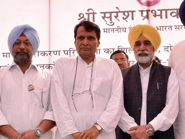 Union,railway,minister