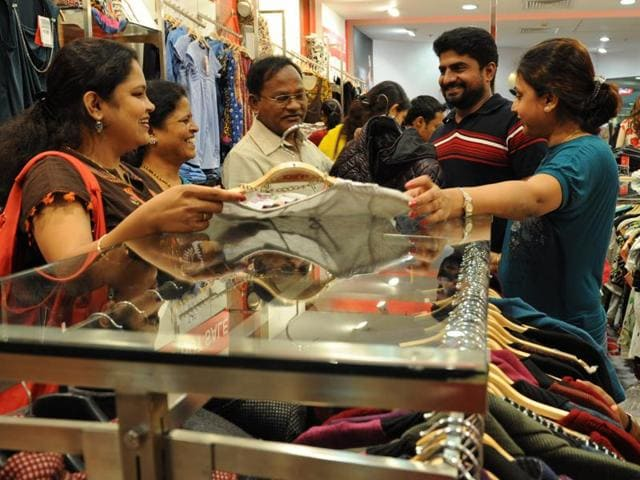Shopping malls in Mumbai offer heavy discounts to maintain footfall.