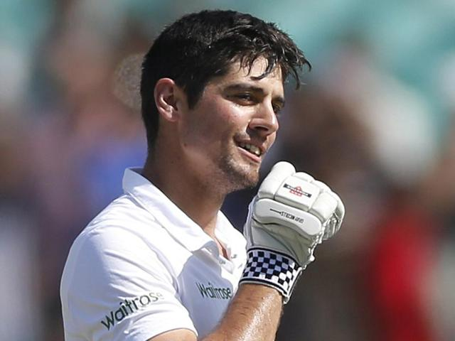 Alastair Cook,Rajkot Test,India vs England