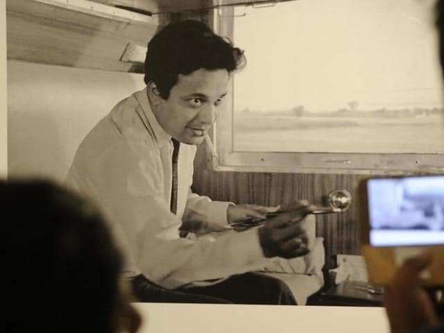 The exhibition, titled Nayak: The Hero, on Uttam Kumar, is one of the major attractions of the 22nd Kolkata International Film Festival.