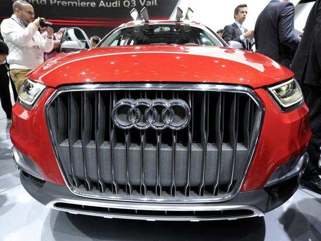 Audi emissions