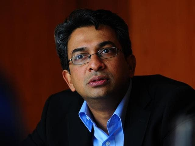 Rajan Anandan, Google's vice-president and managing director for Southeast Asia and India.(Mint file photo)