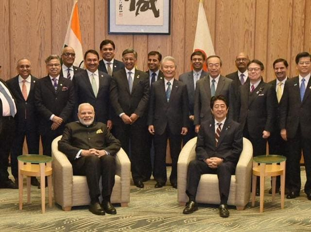 China,India-Japan nuclear deal,Non-nuclear regime