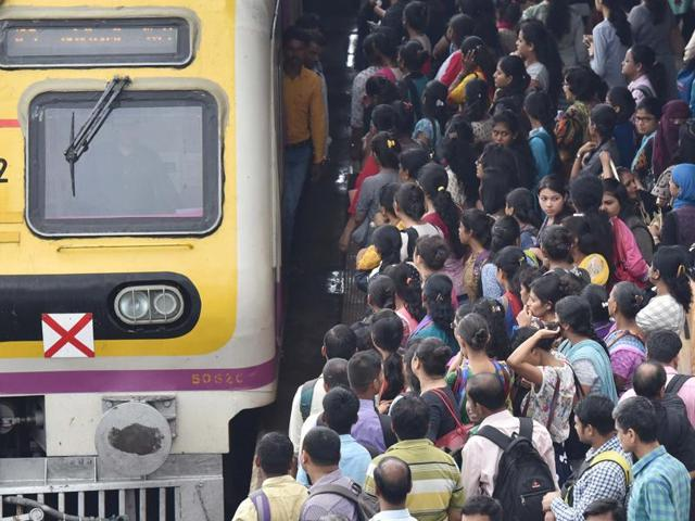 One of the world's busiest transport systems, which ferries 75 lakh people a day, is barely chugging along.