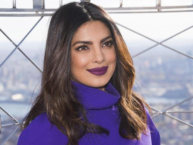 Priyanka Chopra is not ready to slow down despite being caught up juggling between her work in India and the US. She says her aim is to work around the world, and not just one country.